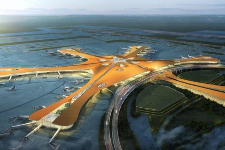 DP Daxing Airport Opens as Beijing Grapples With Rapidly Growing Air Traffic