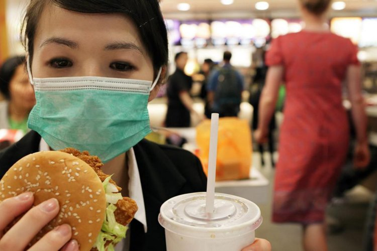 DP Beijing's Food and Beverage Steps Up Safety Practices as the Coronavirus Spreads