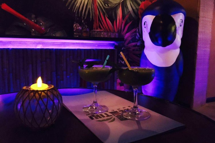Go Tropical with Bungalow Tiki's Intoxicating New Iguana Room and Cocktail Menu