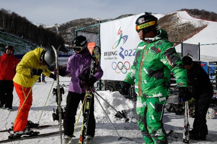 China Speeds Past Austria on the Slopes, But Are the Olympics in General Going Downhill?