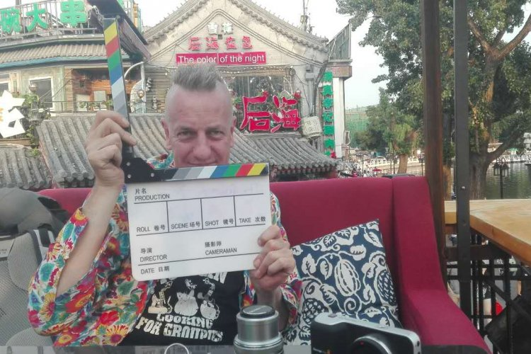 R Veteran Local Rocker Justin Richardson to Screen a Trailer for New Punk Scene Themed TV Series at Hot Cat Club March 4
