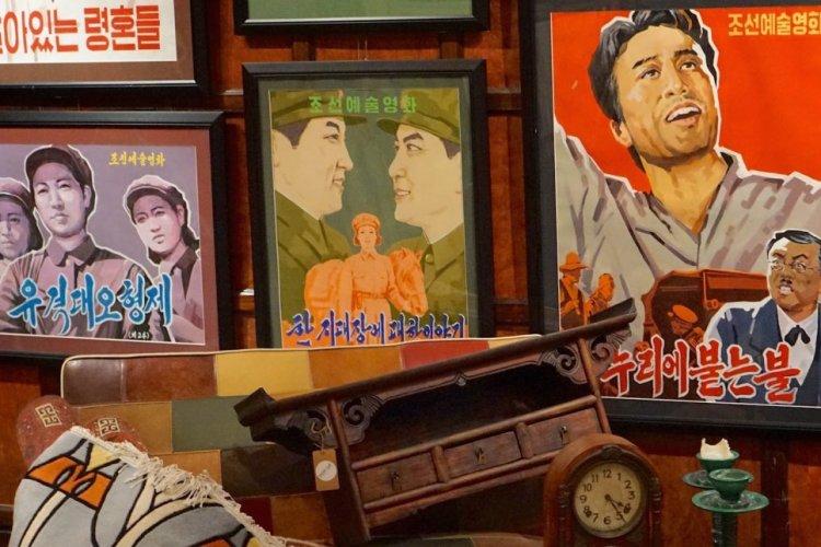 Vintage North Korean Art To Go On Sale at Koryo Tours Apr 21-22