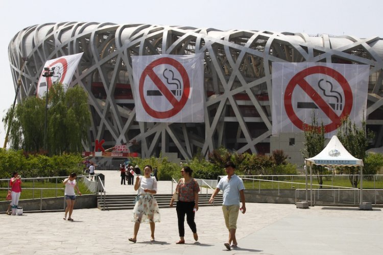 DP Beijing Butts Out: Smoking Ban Results in 200,000 Fewer Smokers