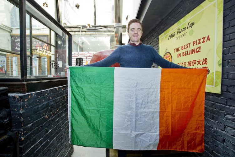 R David Connolly: Bottega's Head of Marketing Takes Our St. Patrick's Day Quiz