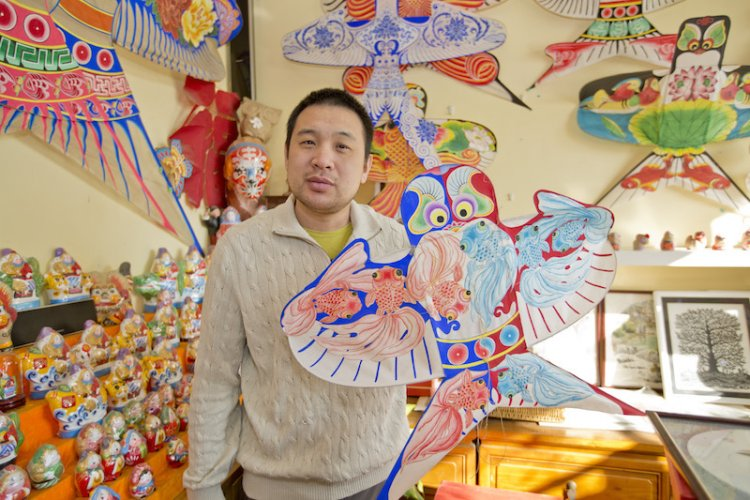 R History on a String: How Chinese Kite Flying, and Kite Watching, is so Much More than a Hobby
