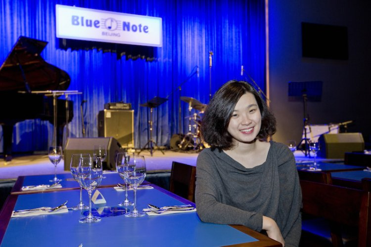 R Playlist: Yiling Lin, Gig coordinator at Blue Note Beijing