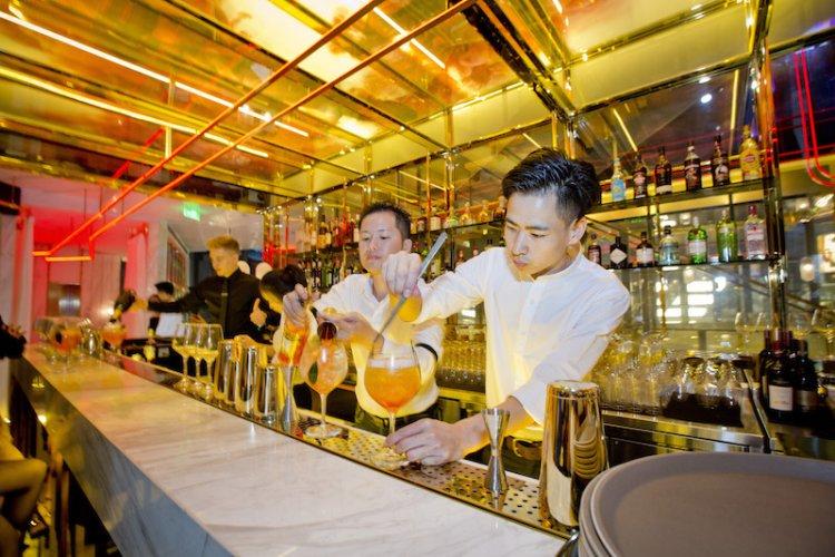 InfraRouge: Shanghai Club Vets' New Beijing Venue Unleashes Gorgeous, Creative Menu