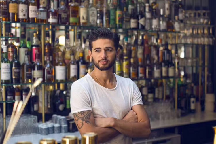 R Thibault Mequignon, Head Bartender at Parisian Hotspot Danico, to Guest at Lighthaus April 20-21 and 25-26