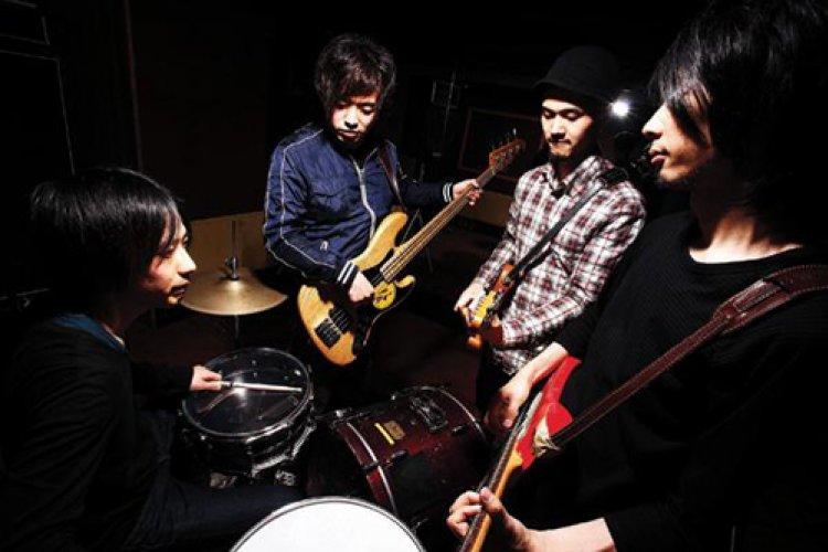 Top Japanese Instrumental Rockers Lite- one of Mike Watt's Alltime Favorites- to Play Yugong Yishan, June 10