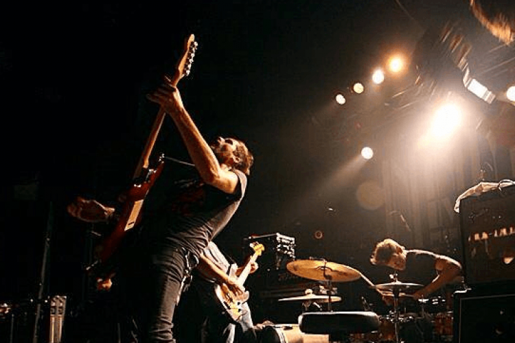 R Bostonian Post-Rockers Caspian to Play ModernSky Lab, May 1