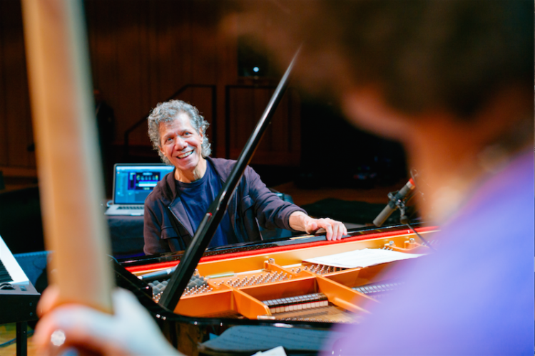 Q&A with Jazz Icon Chick Corea Ahead of his March 24 and 25 Blue Note Gigs