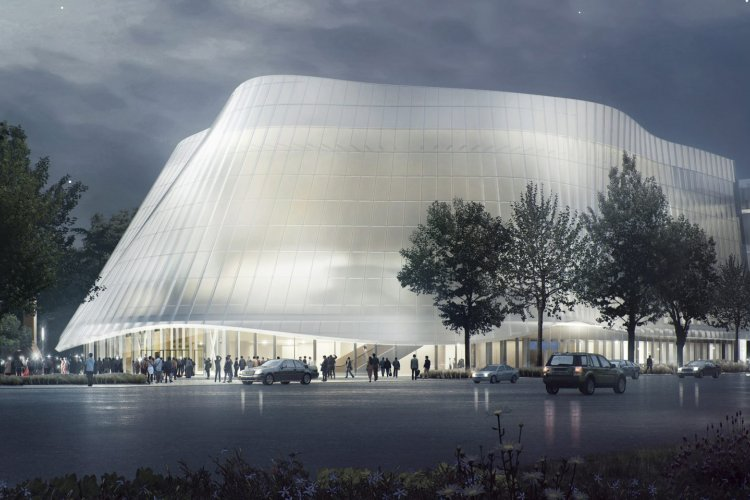 Music to a Design Geek's Ears: The Eyepopping Design of Beijing's Forthcoming China Philharmonic Hall