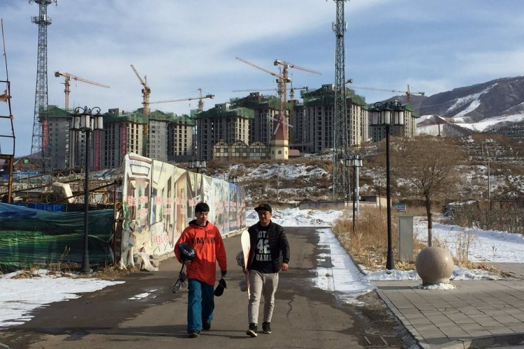 Olympics Brings Business Boon to Chongli, But Housing and Environmental Calamities Loom