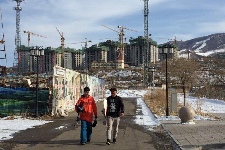 Olympics Brings Business Boon to Chongli, But Housing and Environmental Calamities Loom