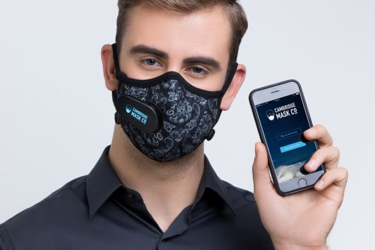 Beicology: Personalize Your PM2.5 Protection with Cambridge Masks' New High Tech App