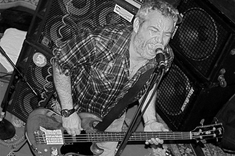 Legendary Bassist Mike Watt to Perform at DDC March 18