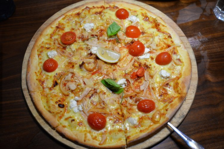 From meaty and heavy to feather light: Spectrum of Pizzas on offer at Topwin's Pizza Factory
