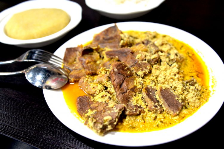 R Unfussy Nigerian Comfort Food Served Up at Andy's Restaurant and Bar in Sanlitun Soho