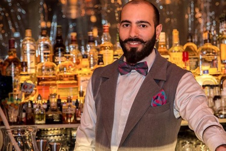 R1 Infusion Room to Host Award Winning Beirut Bartender Jad Ballout, Feb. 20 and 21