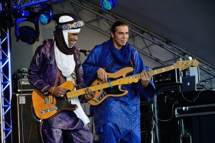 R From Impoverished Merchant to Globe Trotting Troubador: Q&A with Nigerien Band Ezza Ahead of their April 21 DDC Gig