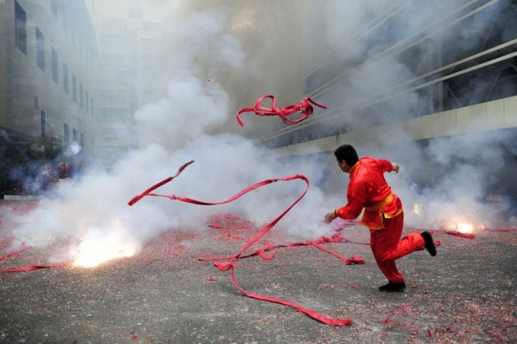 Throwback Thursday: A New Era For Buying Chinese New Year Fireworks in Beijing