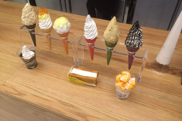 Sorry Remicone: Softree Serves the best South Korean Soft Serve in Sanlitun