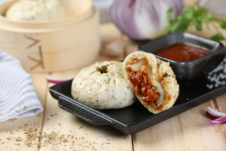 Steamed and Saucy: Baozza Co-founder Talks Mixing Pizza With Dumplings