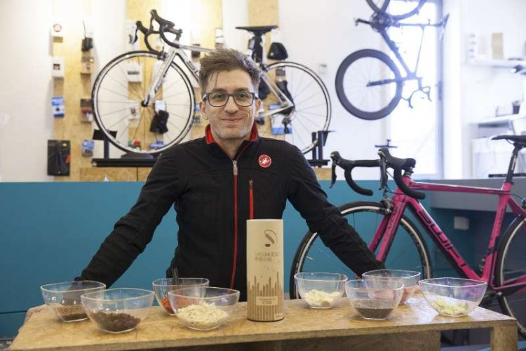 R Tasty Oats for Cyclists: Miss Muesli Teams with Serk for Breakfast