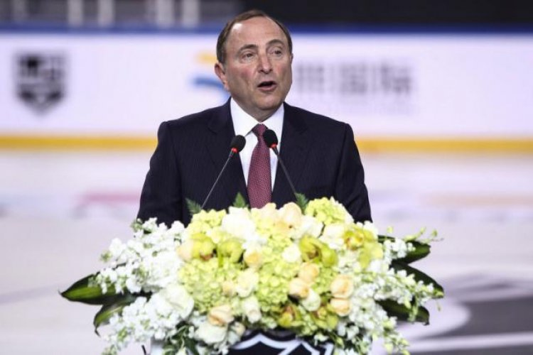 R OlymPicks: The NHL Makes Big China Push, Even Though Its Olympic Prospects Remain Uncertain