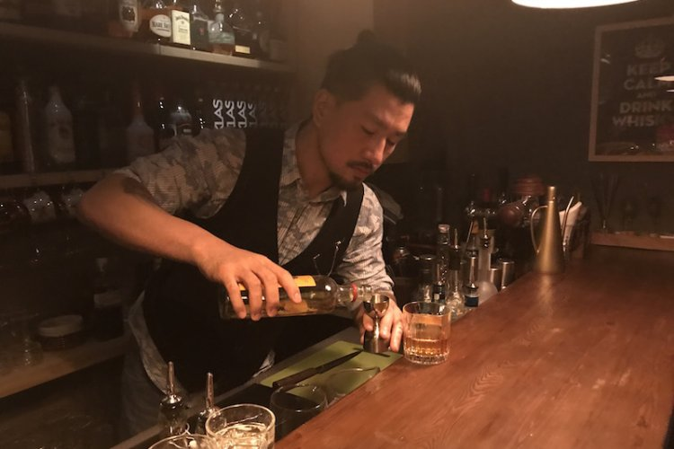 R Hoper Brings a Bit of New Hope, and Strong Whiskey Cocktails, to the Hutongs