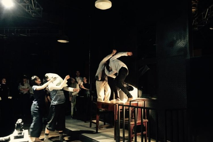 From Ballet to Cafe: Pro Performer Blends Java & Dance at New Jintailu Venue