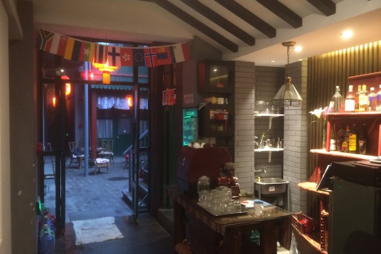 Sidd Finch's Pub: Ron Mexico Owners Open New Dashilan'r Backpacker Bar