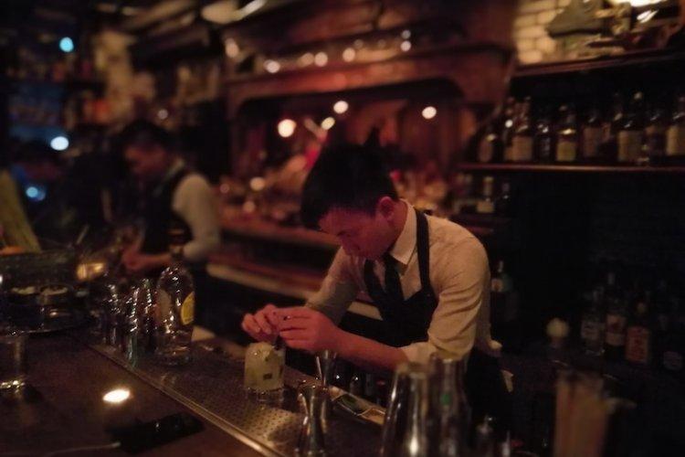 Mokihi No: 3 Shakes Up Sanlitun's Speakeasy Scene with Cheap, Flavorful Cocktails