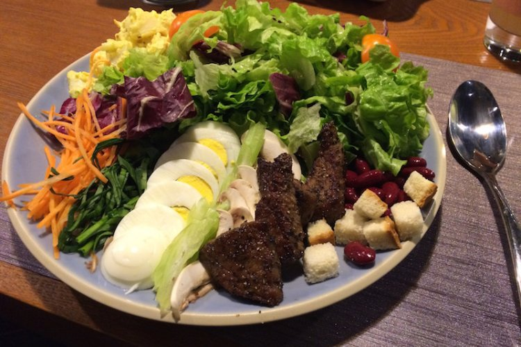 DP N.B. Box Brings Healthy Eats to Unlikely Wangjing Locale
