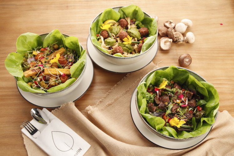 DP Hydroponic Dining: Tasty Sustainable Eats Served at Leaf In Restaurant and Garden