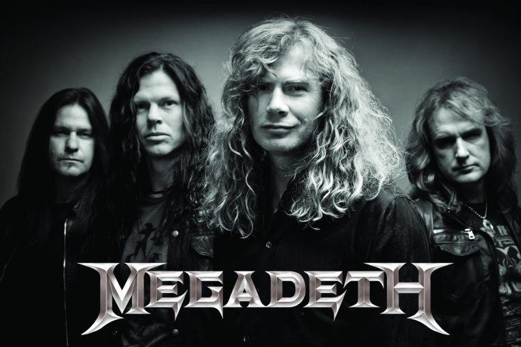 R Megadeth to Rock Beijing's Socks Off at Tango, May 14