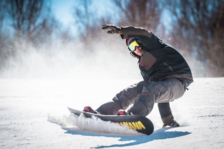 R Olympic Fever, Fresh Powder: Beijing's snowy slopes heat up ahead of the 2022 Winter Games