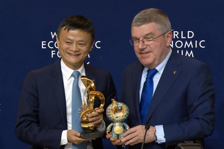 Olympic Picks: Xi Meetss the IOC; Alibaba Gets in on the Games; and the Olympics Go Green