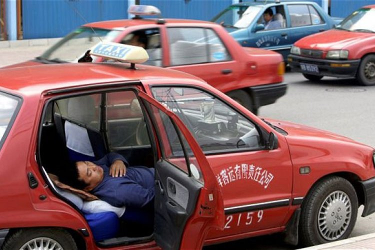 Unappreciated Shīfu: Giving Beijing's Dogged Drivers Their Due