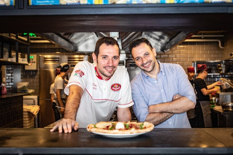 Pizzaiolo Lineage: Bottega Owners and Operators Daniele and Paolo Salvo On Their Family's Foodie History