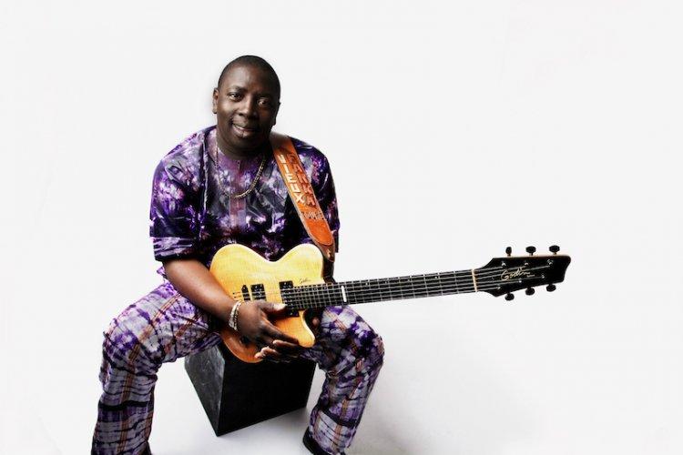 R World Music Star Vieux Farka Touré to Play Yugong Yishan, Jan. 15