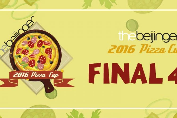 Ladies and Gentlemen: Your Final Four in the 2016 Pizza Cup: Gung Ho, Annie's, Bottega and Kro's