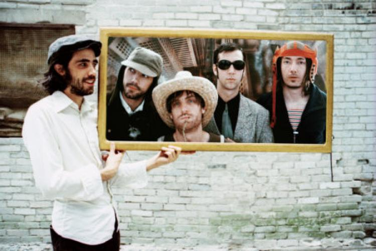Montreal Soundtracks:  Patrick Watson Interview & Giveaway