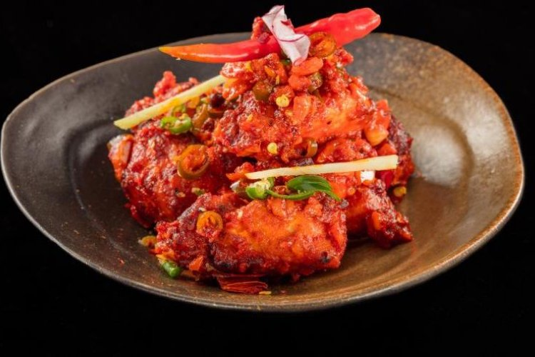 DP: Feel the Burn: Test Your Spice-Tolerance with Punjabi's Fiery Indian Treats