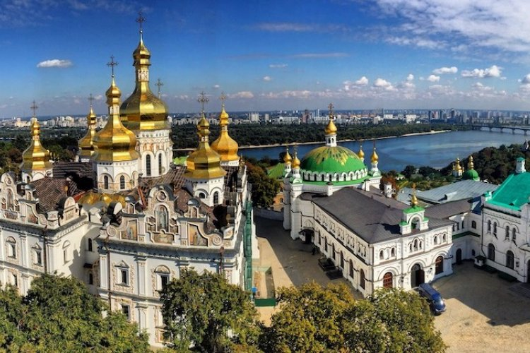R1 Exploring the Radiant Borderline Between Europe and Asia: Kiev