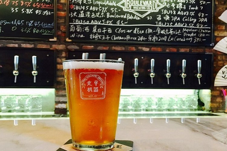 DP What's Up in Beer: A Summer Beer Break with New Brews, New Imports, and Shanghai Beer Fest