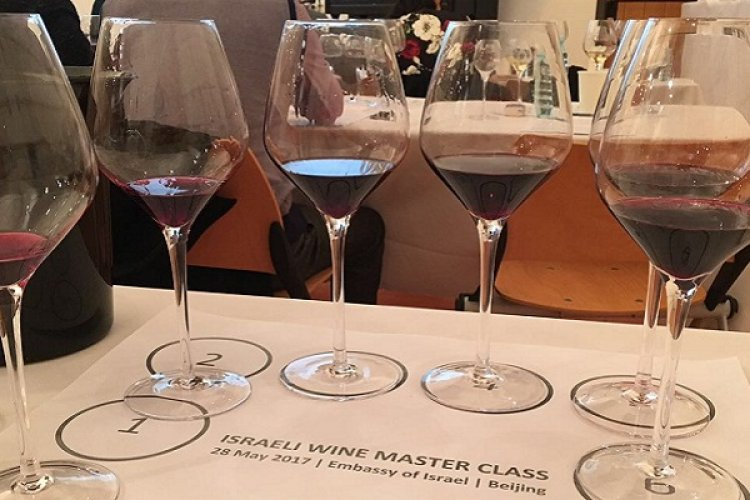 R A Taste of Israeli Wines, and We Hope to See Them Soon in Beijing