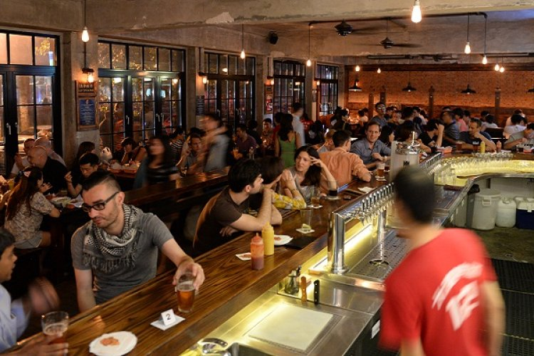 DP A Closer Look at the Bar & Club Awards: Best Local Craft Brewery, Great Leap, Jing-A and Slow Boat