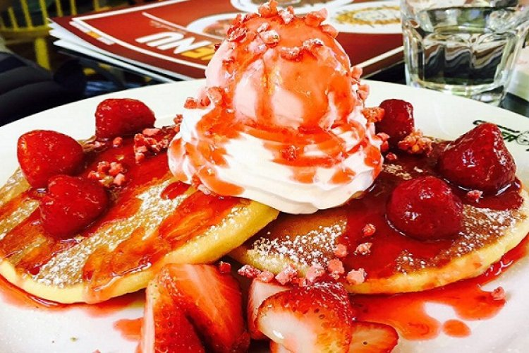 Addictive Fluffy Pancakes, Healthy Salads, and Sturdy Burgers on Revamped Menu at Tiger Pancake House