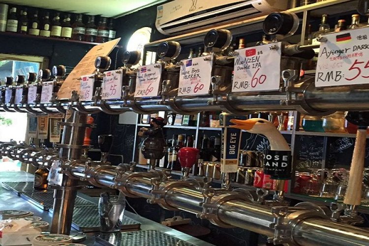 What's Up in Beer: Beer Run, Upgraded Taps, Co-brews and New Beers